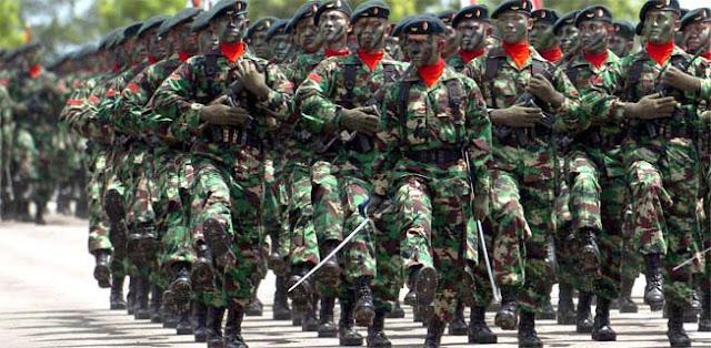 Anton Digdoyo: Militer Tak Dirancang Untuk Jadi Penegak Hukum!