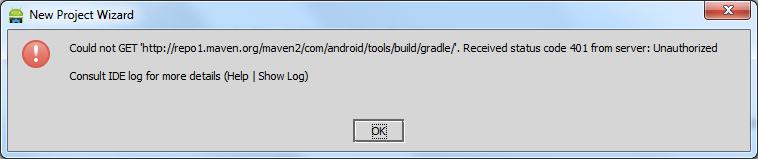 Alex Lipov @ osom info: Solving errors in Android Studio's