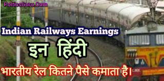 Indian-railway-revenue-2016 -in hindi