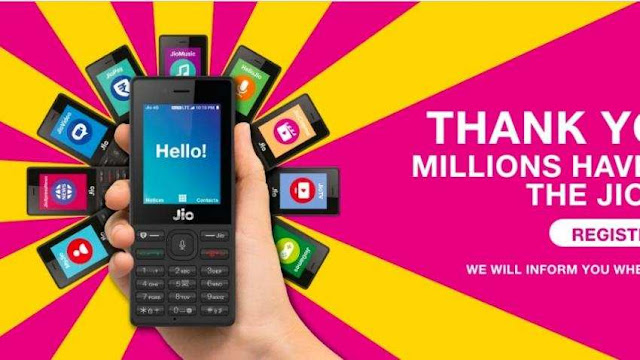Reliance JioPhone will soon have Wi-Fi Hotspot 2019 : Here is how to get it