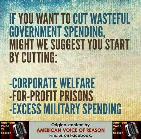 Corporate Welfare Meme