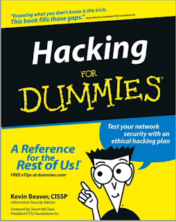 Hacking For Dummies by Kevin Beaver PDF Book Download