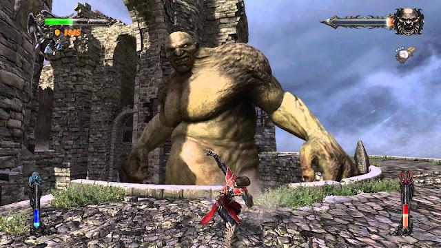 Castlevania: Lords of Shadow - Xbox 360 - Multi5 - Captura 1