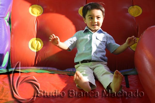 fotos profissionais festa infantil