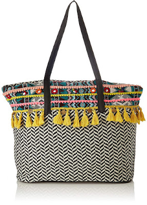 Shopping, Style and Us: India's Top Shopping and Self--Help Blog - BUY THIS TASSLE TOTE BAG