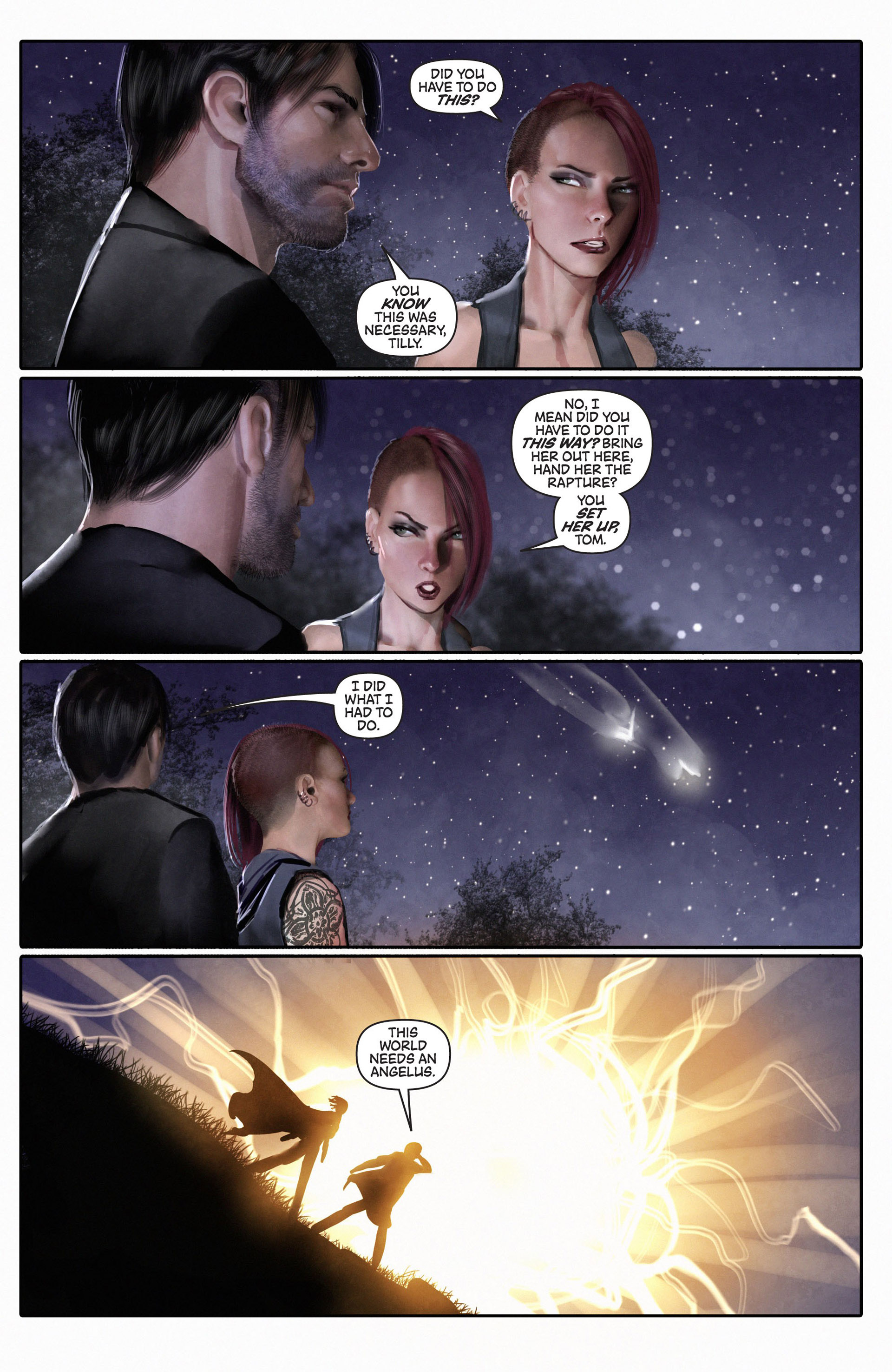 Read online Artifacts comic -  Issue #18 - 3