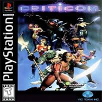 Criticom - PS1 - ISOs Download