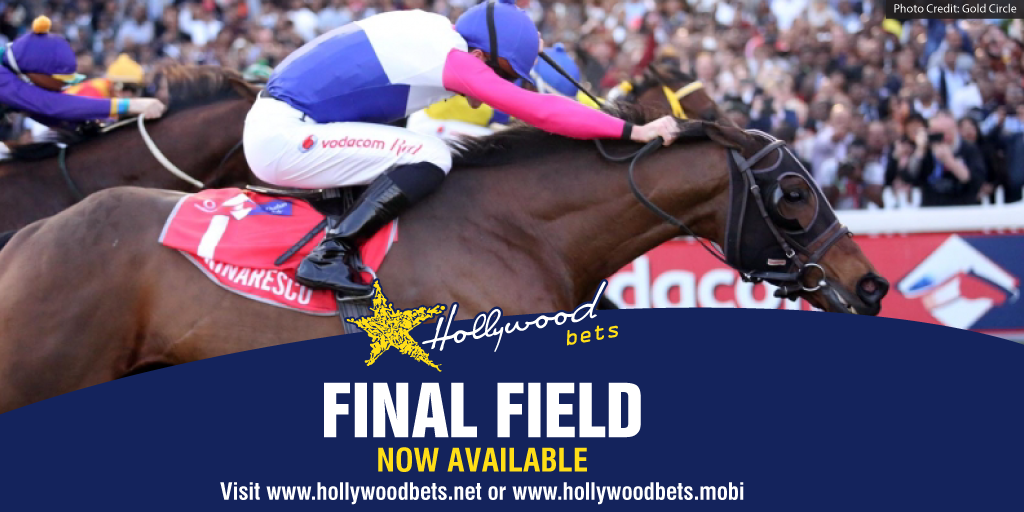 Vodacom Durban July Final Field Betting Now Available at Hollywoodbets