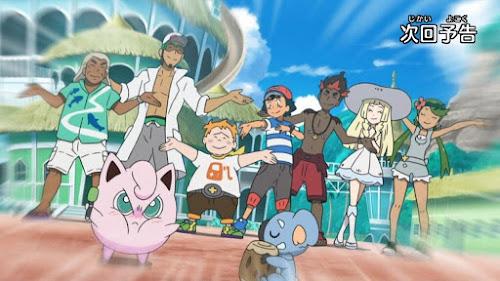 Pokémon Sol y Luna Ultra Aventuras Capitulo 13 Temporada 21 Deja a los Pokémon dormilones en paz
