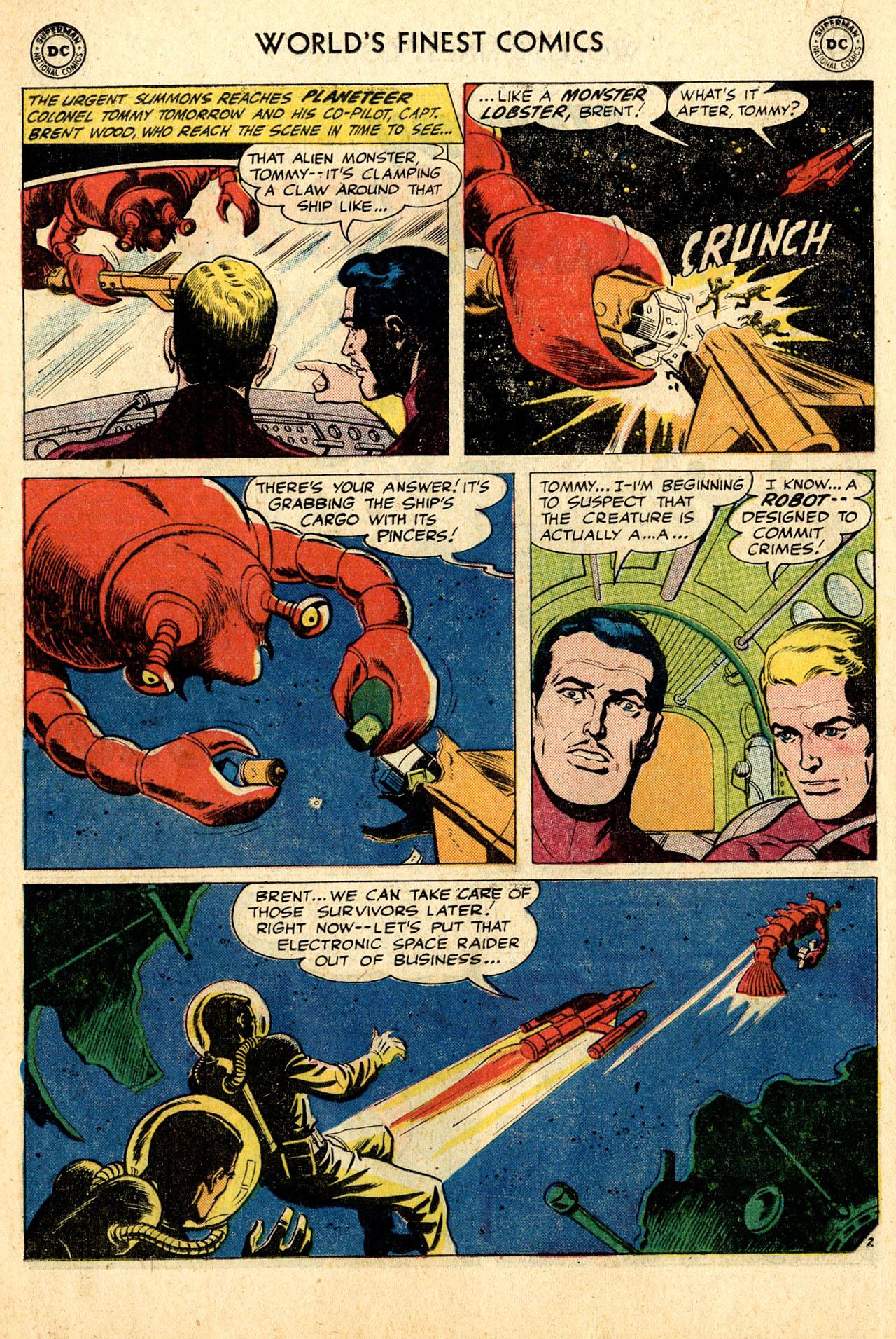 Read online World's Finest Comics comic -  Issue #110 - 18