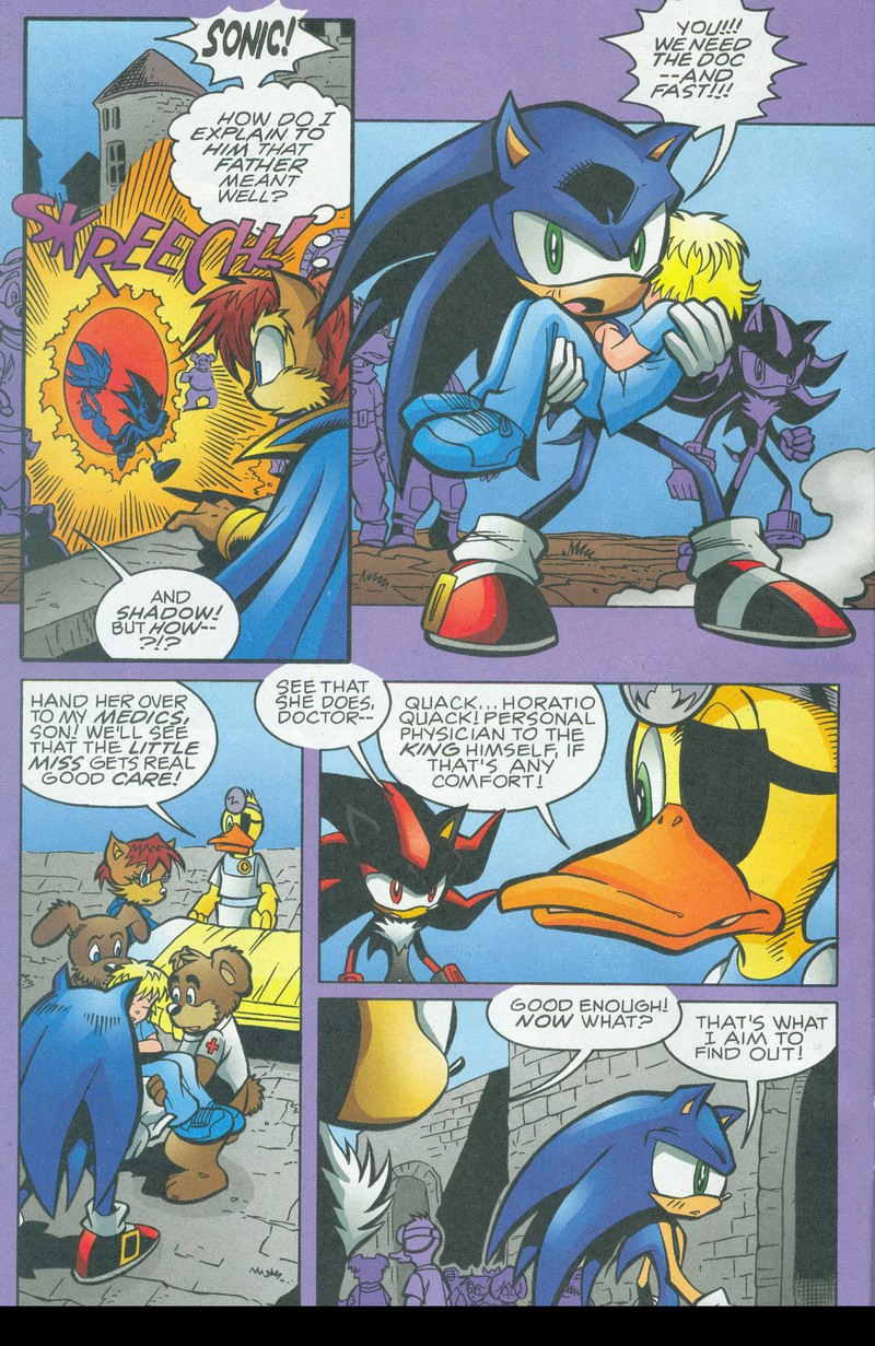 Read online Sonic The Hedgehog comic -  Issue #159 - 9