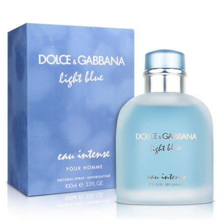 45e7a4959022c6 New   Dolce   Gabbana Light Blue Eau Intense Pour Homme Eau De ...