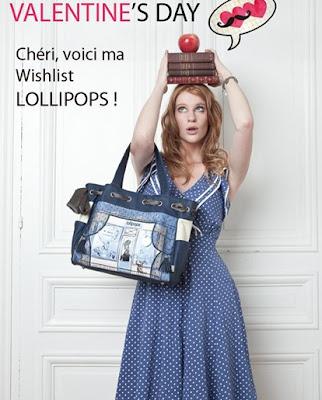 nouvelle collection Lollipops
