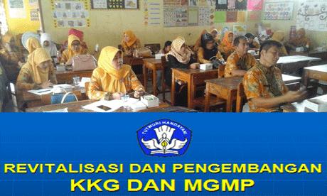 Pengembangan KKG dan MGMP di Sekolah