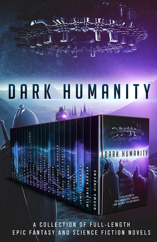 Release Day for Dark Humanity! Get 20+ Books for 99 cents!