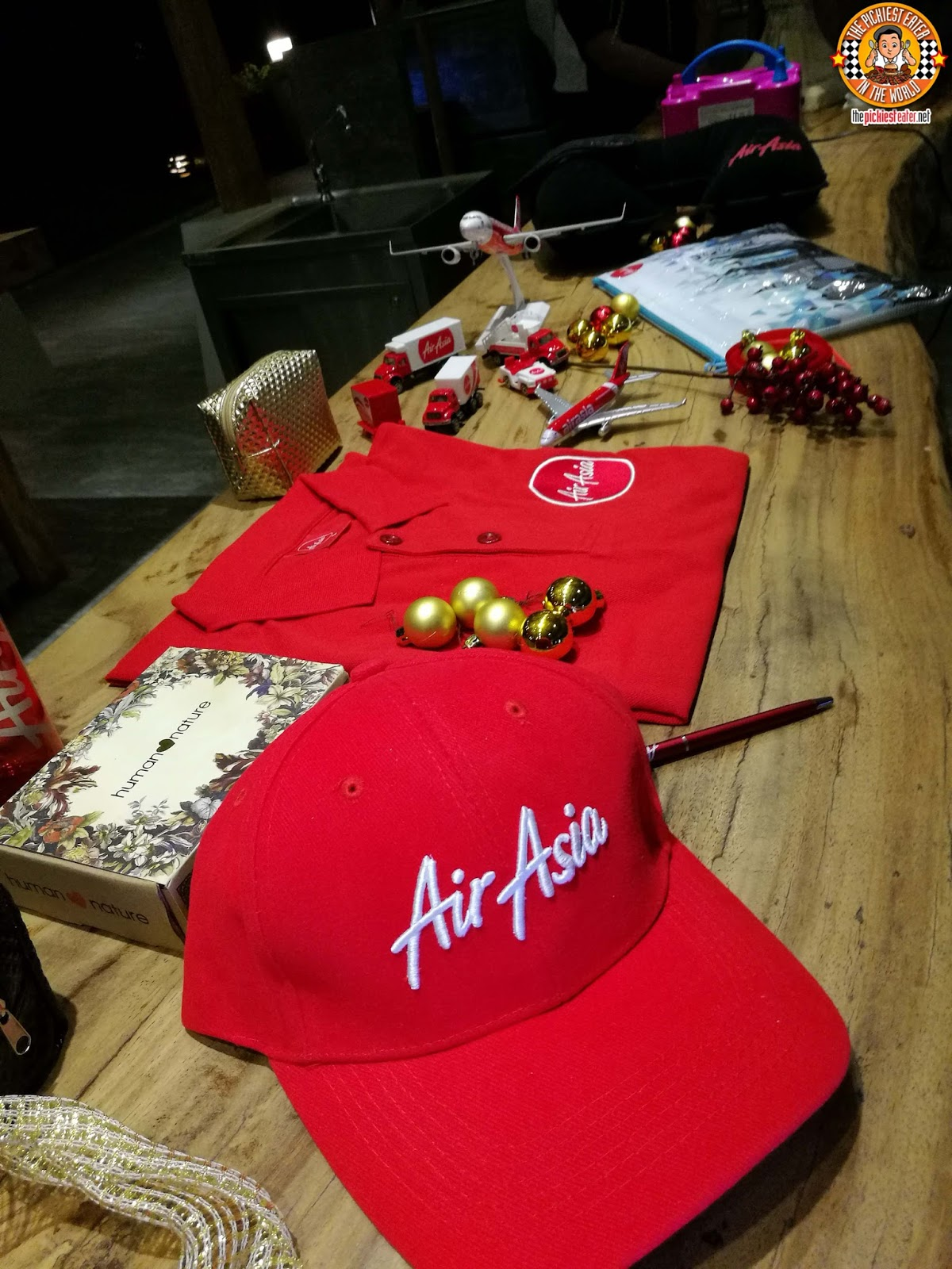 THE PICKIEST EATER IN THE WORLD: AIR ASIA TELLS THE SUNNY