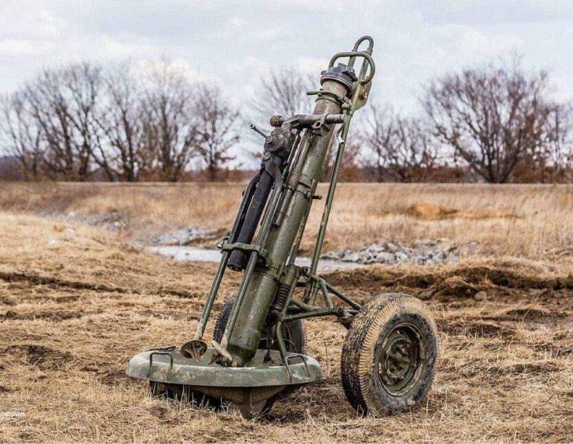 Міноборони закуповує болгарські 120-мм міномети ЕМ-120