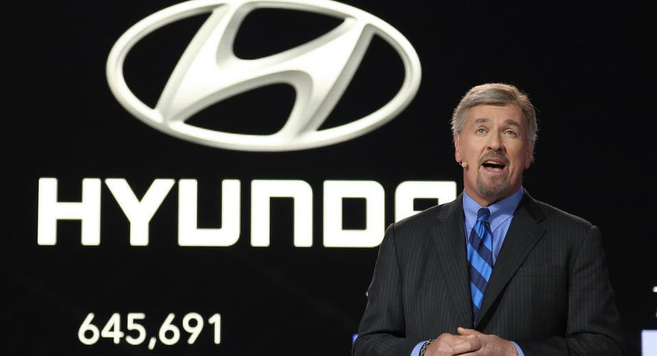 Hyundai Motor America Fires CEO for Missed Sales Targets