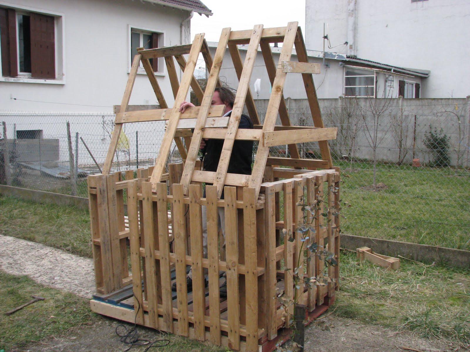 coutures bidouilles cabane de jardin