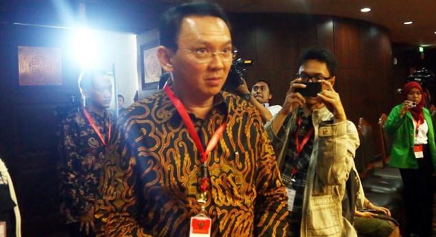 Ahok Minta Polisi Usut Percakapan Novel Bamukmin di 27 September