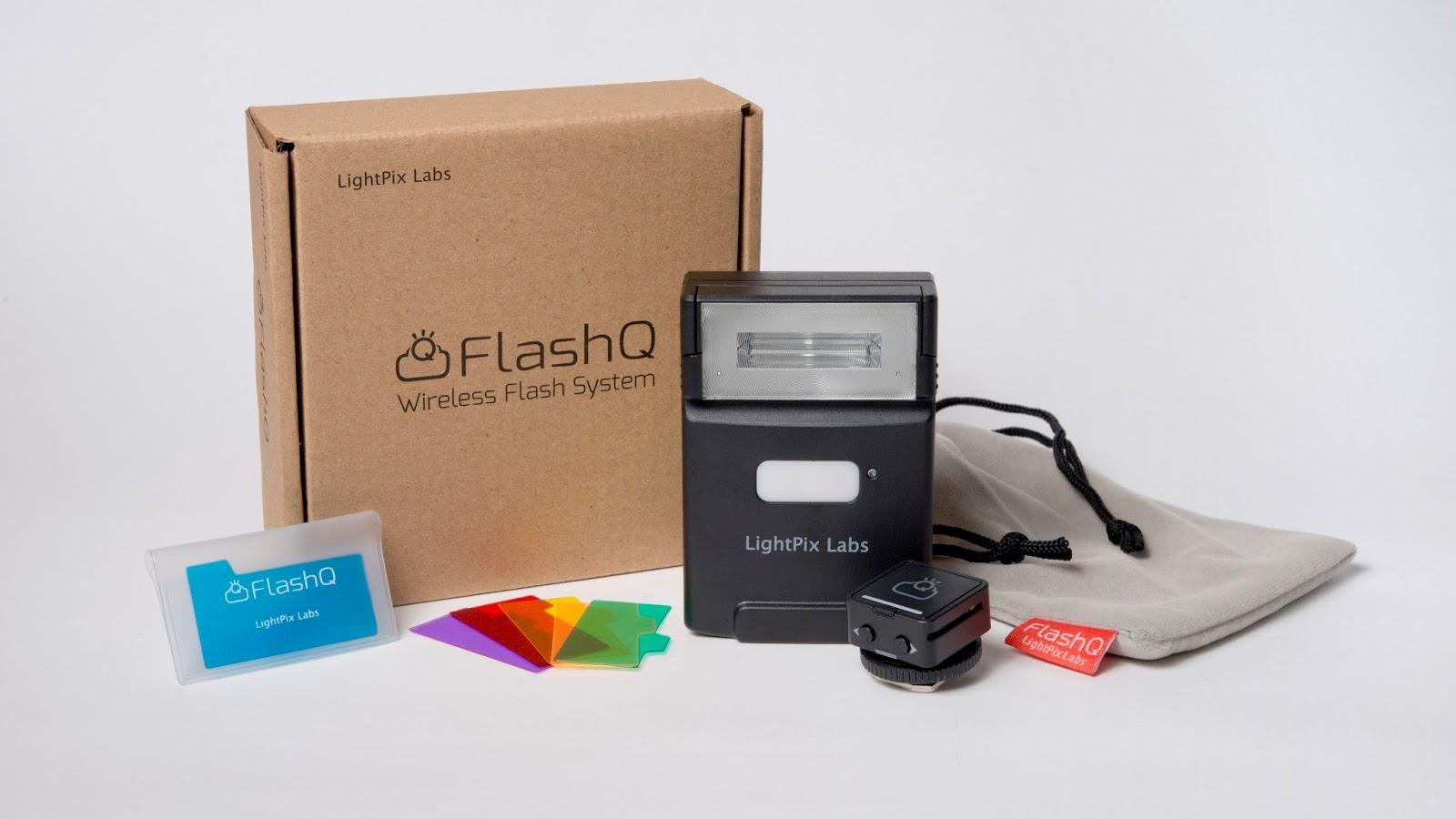 Комплект поставки FlashQ Q20