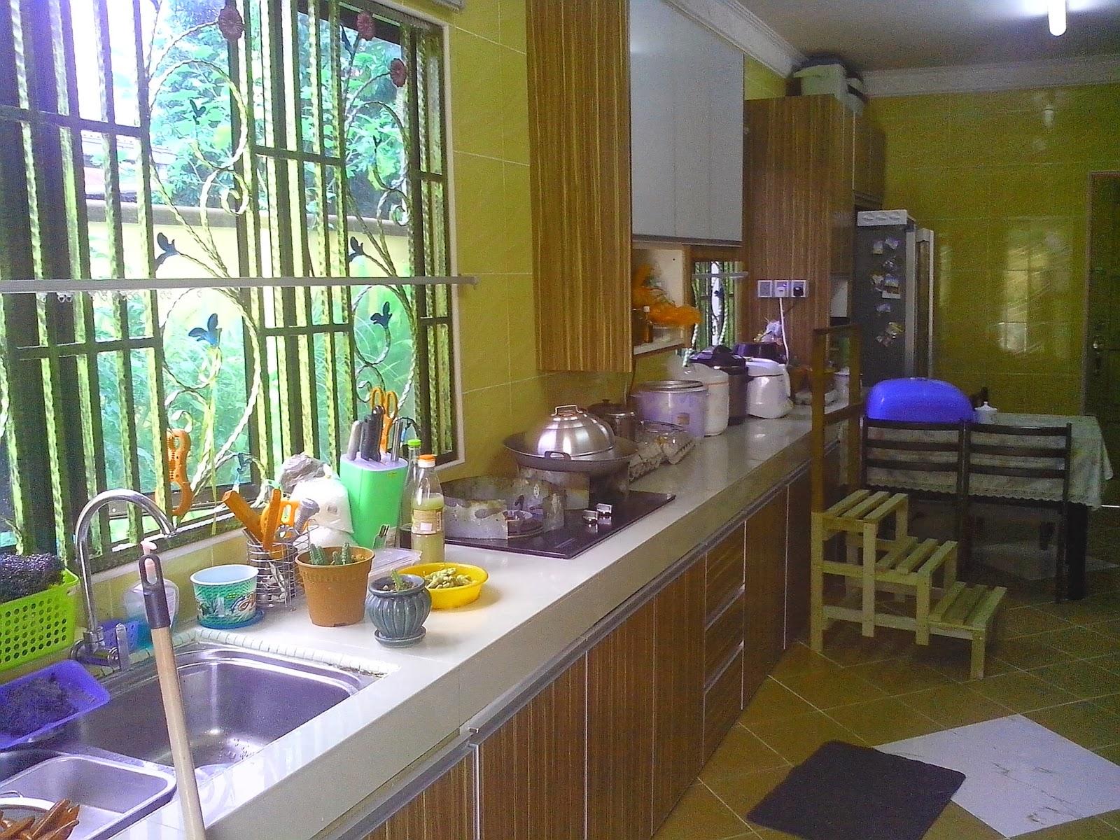 Reka Bentuk Kabinet Dapur Kedudukan Sinki Sink Stove Peti Ais Fridge Dan Ketuhar Oven Memainkan Peranan Yang Penting Dalam Sebuah