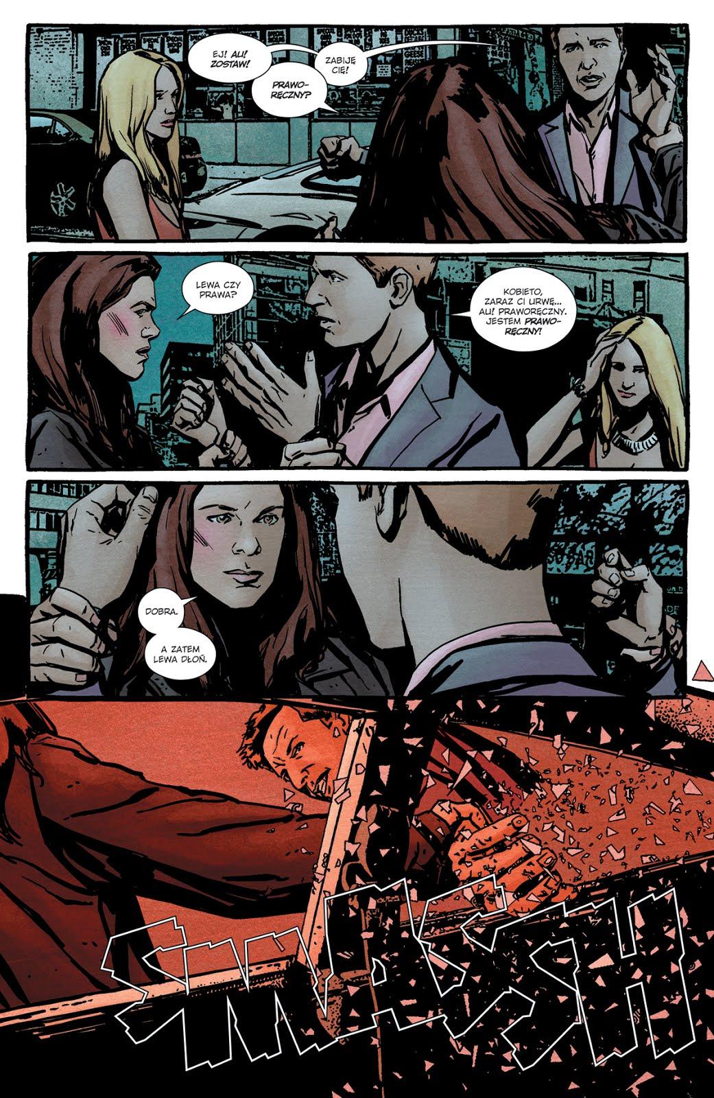 Jessica Jones tom 2 przykładowa strona