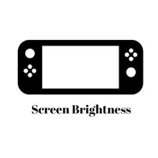 Nintendo Switch Too Bright