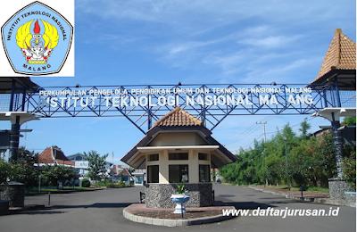 Daftar Fakultas dan Program Studi ITN Institut Teknologi Nasional Malang