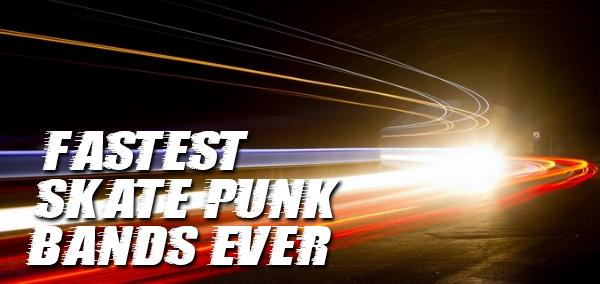 Fastest Skate Punk Bands Ever Vol 3: The Definive Measure