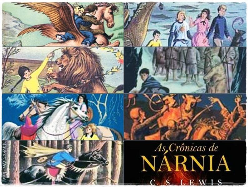 Narnia livro de pdf cronicas