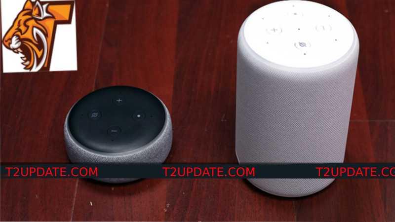 Amazon Echo Led Speakers Cover image
