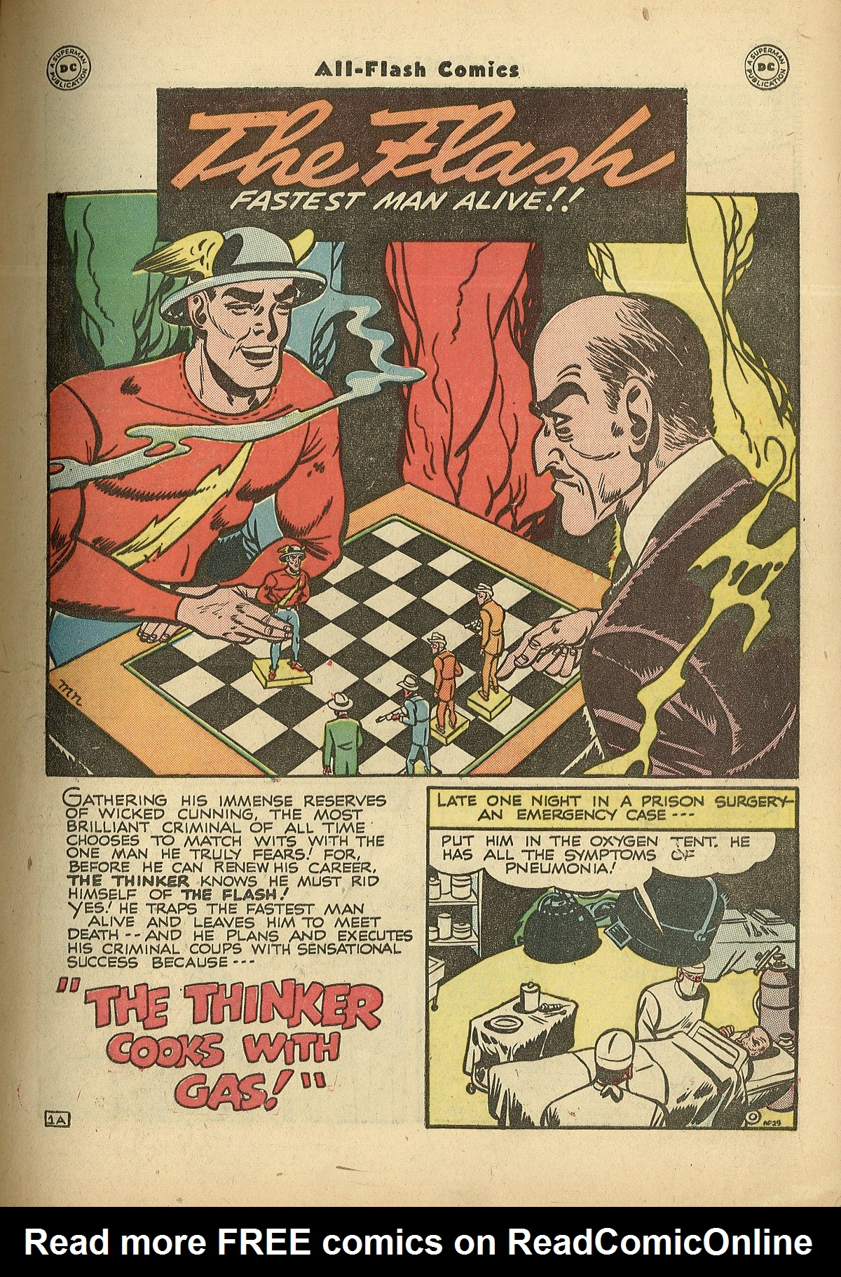 Read online All-Flash comic -  Issue #27 - 3