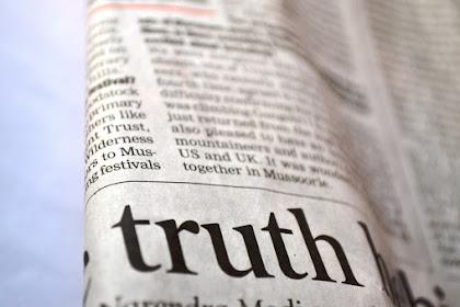 Wartawan dan Kebenaran