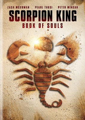The Scorpion King Book of Souls [Latino]