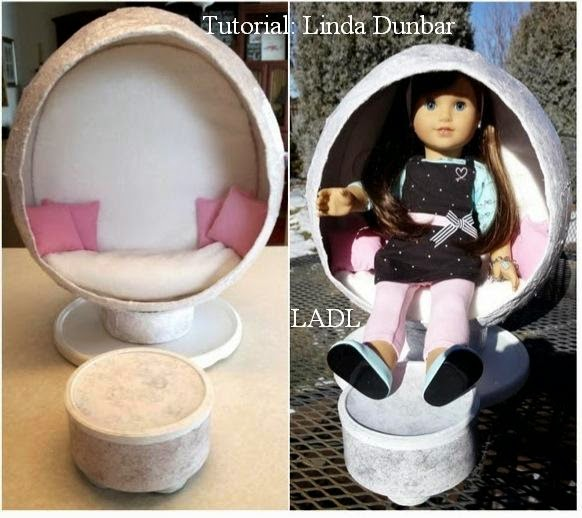 http://livingadollslife.blogspot.com/2015/02/diy-julie-albrights-egg-chair-tutorial.html