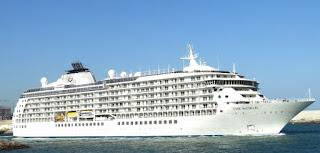 The Wordl un crucero exclusivo para millonarios