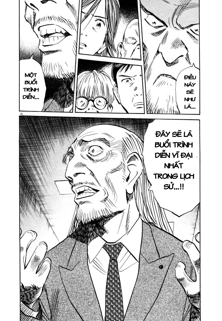 20th Century Boys chapter 165 trang 18