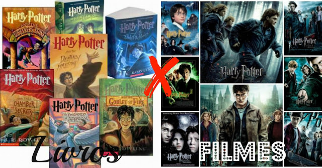 Koleksi Buku Harry Potter versi Bahasa Melayu