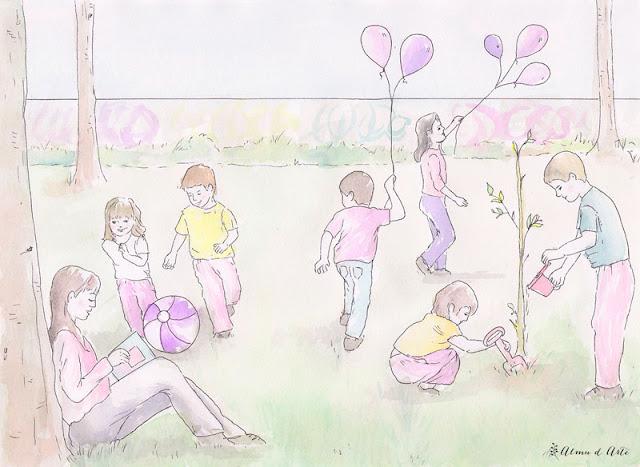 Primer identi-aniversario | ¡No al trabajo infantil!