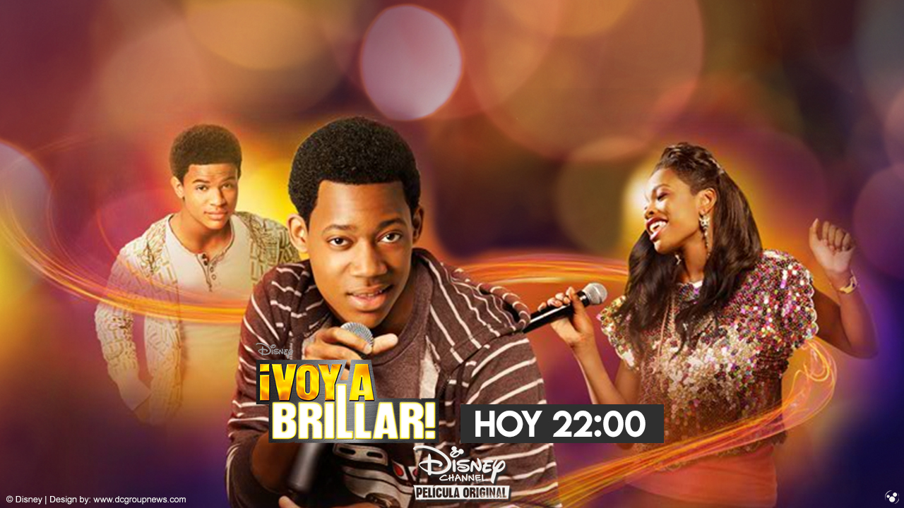 Disney Channel Emite Esta Noche La Película Voy A Brillar Portal Disney
