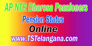 Andhra Pradesh AP NTR Bharosa Pensioners List Pension Status Pension Online Apply