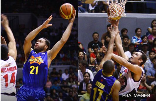 19e017c413 Coaches Chot Reyes and Siot Tanquingcen insist they're not yet done with  their job in the elimination phase of the PBA Philippine Cup.