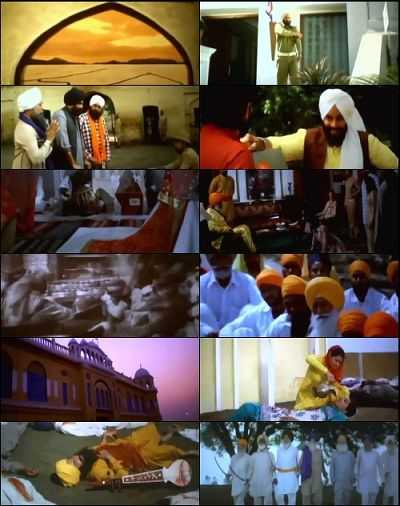 Saka The Martyrs Of Nankana Sahib (2016) Punjabi Full Movie 300MB Download DVDRip