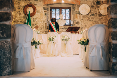 matrimonio rito civile castello rossino