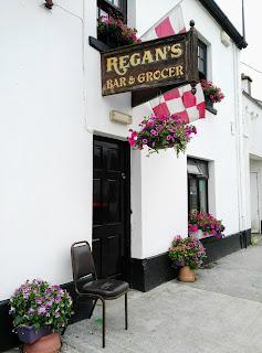 regans bar and grocer, Moycullen