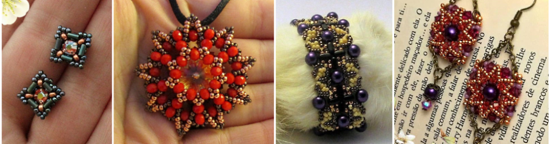 O Espírito das Artes - Jewellery with Beads