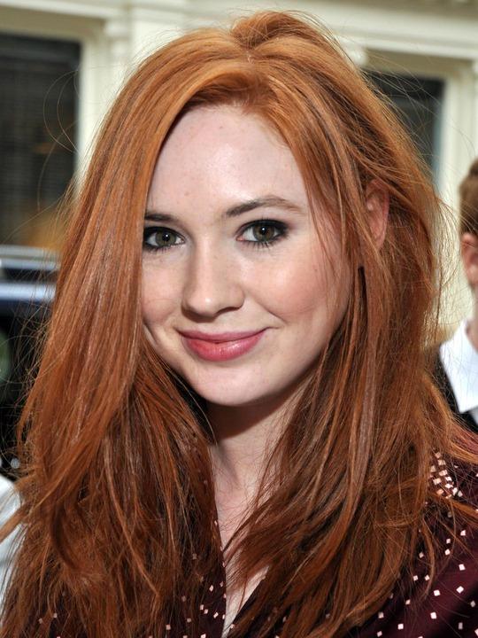 Pity, karen gillan red hair can suggest