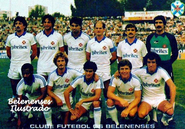 Belenenses equipa