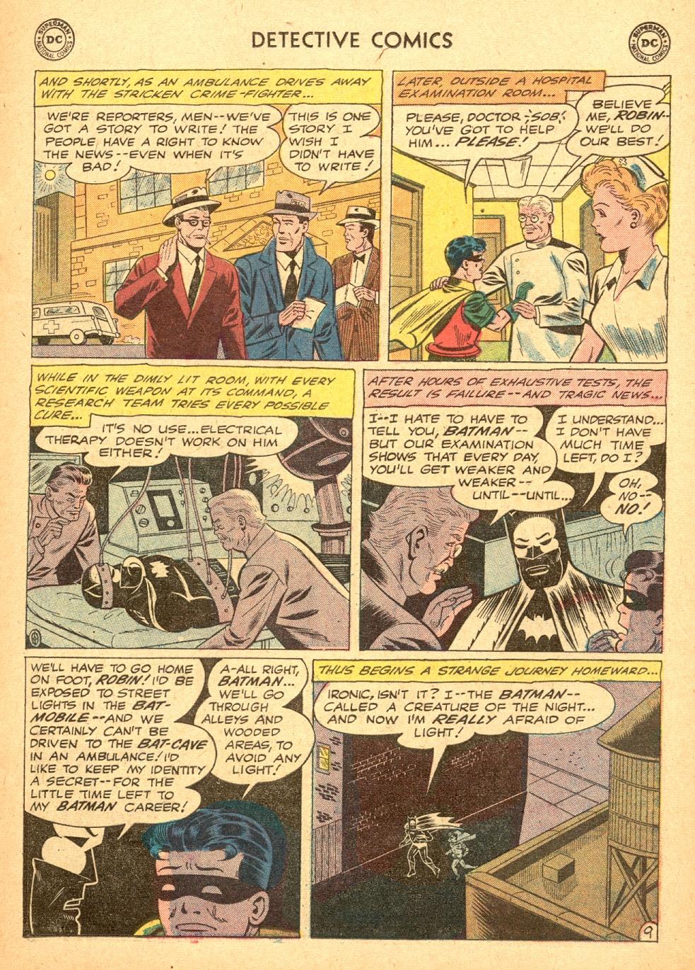 Detective Comics (1937) 284 Page 10